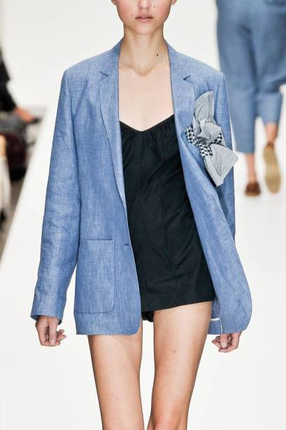 SPRING/SUMMER 2011 TOP 10 TRENDS:  #7 UTILITARIAN DENIM   The Sche Report / Margaret Sche