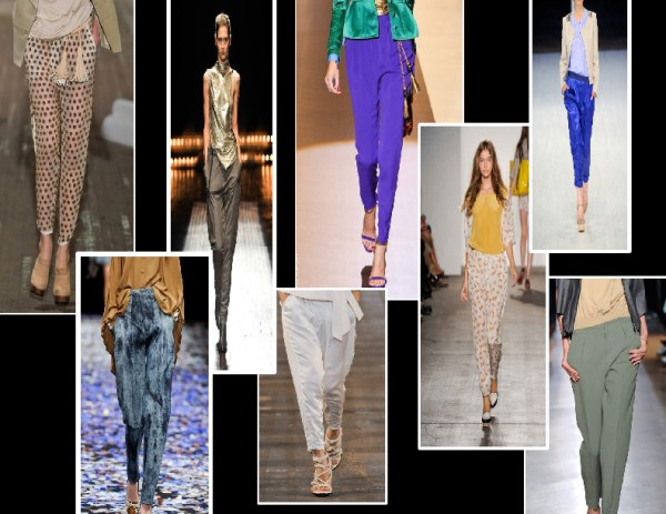 tapered carrot 1 SPRING/SUMMER 2011 TOP 10 TRENDS:  #5 TROUSERS   The Sche Report / Margaret Sche
