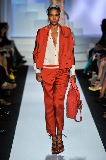 14 suit neutrals with brights MY FAVORITE THINGS: SPRING 2011   The Sche Report / Margaret Sche