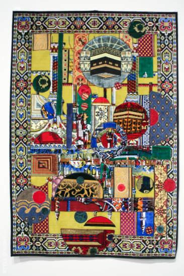 6 abm21210ex mounir20fatmi 5140 GLOBAL INFLUENCE:  Artist MOUNIR FATMI connects Fashion & Art in 2011   The Sche Report / Margaret Sche