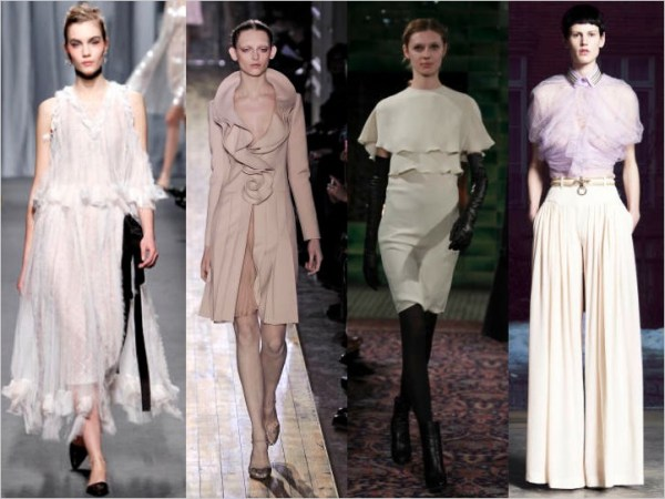 1 11 FALL 2011 TREND PREDICTIONS   The Sche Report / Margaret Sche