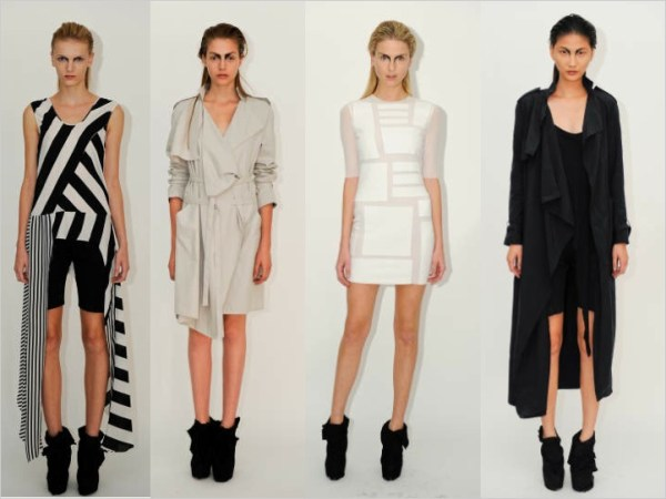 1 121 NYC FALL 2011 COLLECTIONS:  ONES TO WATCH   The Sche Report / Margaret Sche