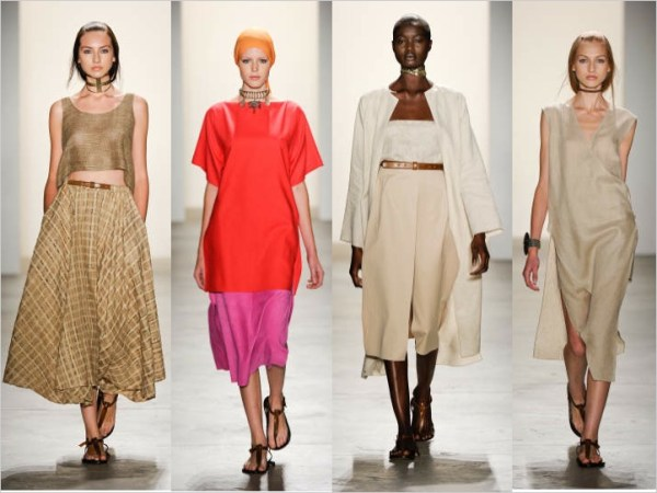 1 13 NYC FALL 2011 COLLECTIONS:  ONES TO WATCH   The Sche Report / Margaret Sche