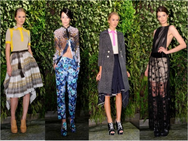 1 14 NYC FALL 2011 COLLECTIONS:  ONES TO WATCH   The Sche Report / Margaret Sche