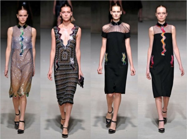 1 33 LONDON FALL 2011: TOP 5 PICKS   The Sche Report / Margaret Sche