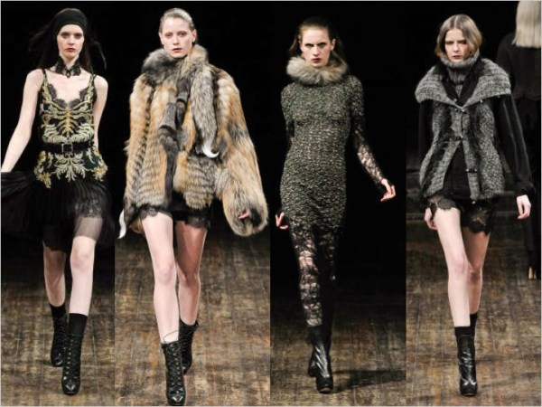 1 43 LONDON FALL 2011: TOP 5 PICKS   The Sche Report / Margaret Sche