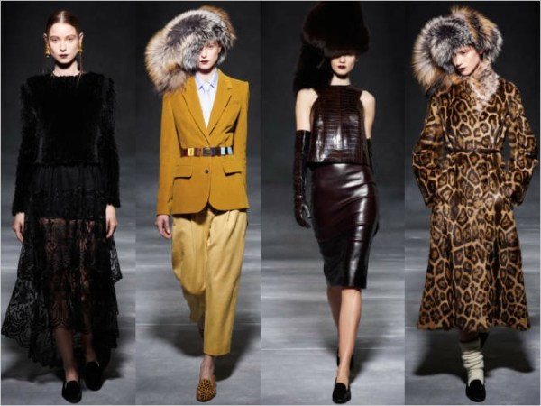17 NYFW FALL 2011:  TOP 5 PICKS   The Sche Report / Margaret Sche