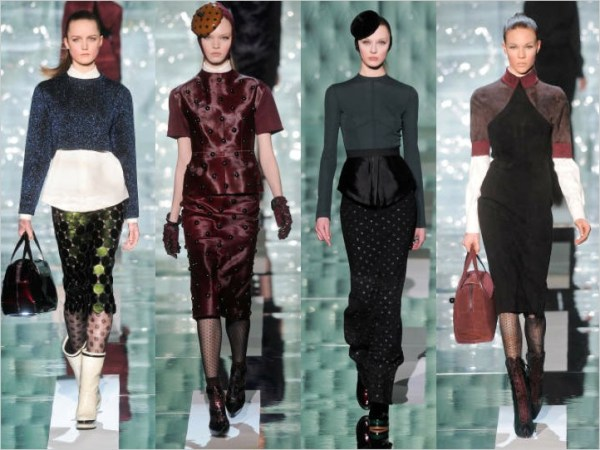 2 NYFW FALL 2011:  TOP 5 PICKS   The Sche Report / Margaret Sche