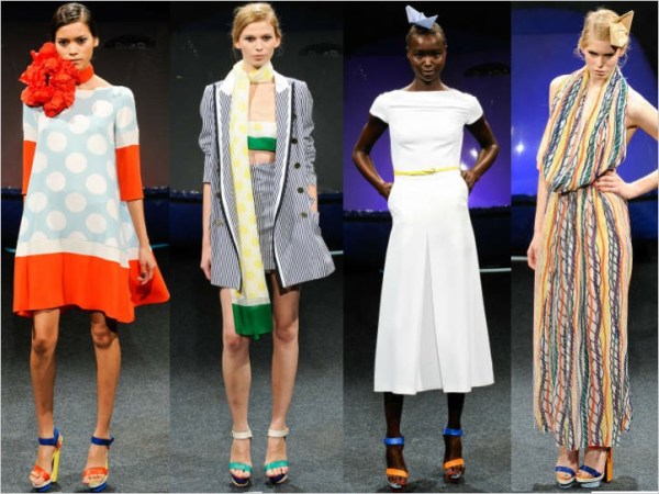 1 1 PARIS FALL 2011:  ONES TO WATCH   The Sche Report / Margaret Sche