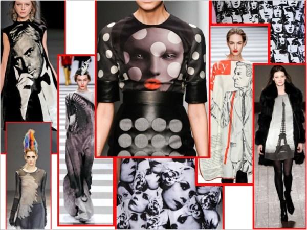 1 14 TREND ALERT:  BLACK/WHITE PHOTOGRAPHIC PRINTS   The Sche Report / Margaret Sche