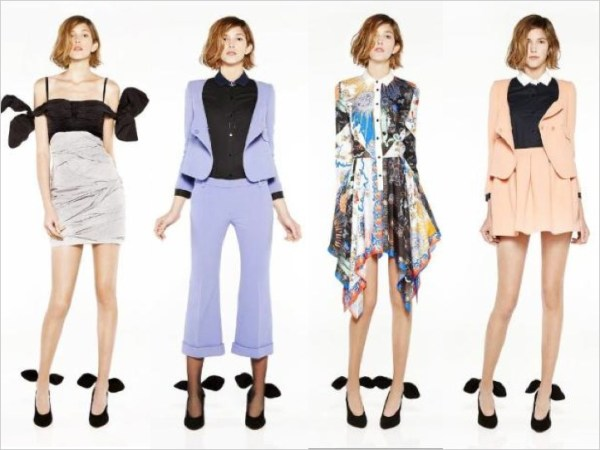 1 6 PARIS FALL 2011:  ONES TO WATCH   The Sche Report / Margaret Sche