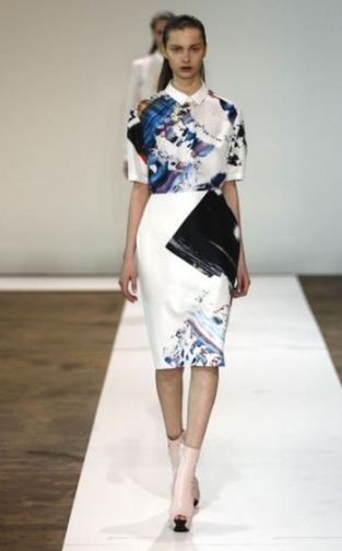 1 AUSTRALIAN FASHION WEEK S/S 2011 STANDOUT: JOSH GOOT   The Sche Report / Margaret Sche