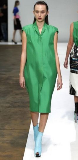 12 AUSTRALIAN FASHION WEEK S/S 2011 STANDOUT: JOSH GOOT   The Sche Report / Margaret Sche