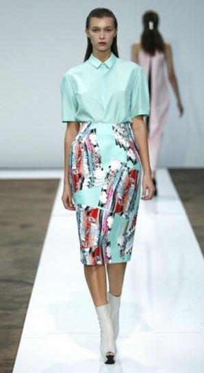 8 AUSTRALIAN FASHION WEEK S/S 2011 STANDOUT: JOSH GOOT   The Sche Report / Margaret Sche