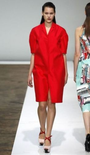 9 AUSTRALIAN FASHION WEEK S/S 2011 STANDOUT: JOSH GOOT   The Sche Report / Margaret Sche