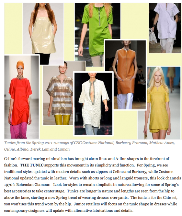 screen shot 2011 05 13 at 6 24 01 pm WE SAW IT FIRST! TREND VALIDATION: The Tunic   The Sche Report / Margaret Sche