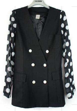 ebay vintage polka dot 5 KEY ITEMS FOR FALL 2011: GET THE LOOK   The Sche Report / Margaret Sche