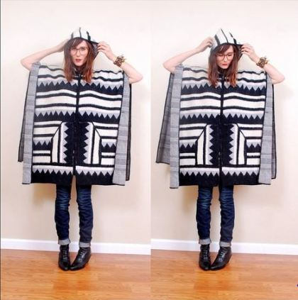 etsy geometric pattern 5 KEY ITEMS FOR FALL 2011: GET THE LOOK   The Sche Report / Margaret Sche