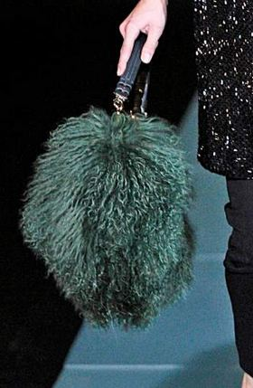 runway bag 5 KEY ITEMS FOR FALL 2011: GET THE LOOK   The Sche Report / Margaret Sche