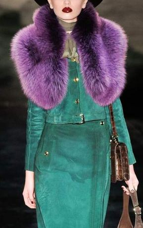 runway caplet 5 KEY ITEMS FOR FALL 2011: GET THE LOOK   The Sche Report / Margaret Sche