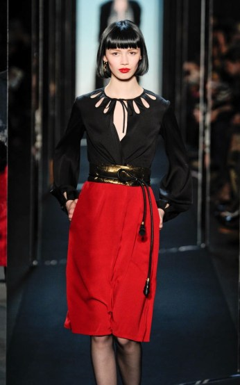 22 dvf nf11 024 FALL 2011 TREND ALERT: OBI BELTS   The Sche Report / Margaret Sche
