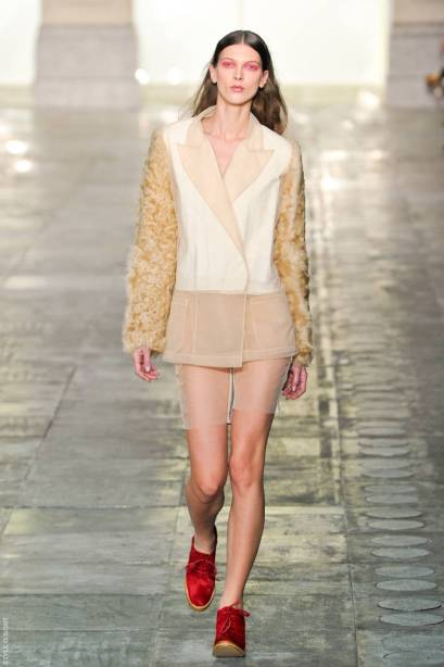 S/S 2012 LONDON ONES TO WATCH   The Sche Report / Margaret Sche