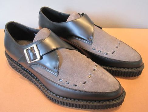 ebay 2 TREND ALERT: CREEPERS RETURN   The Sche Report / Margaret Sche
