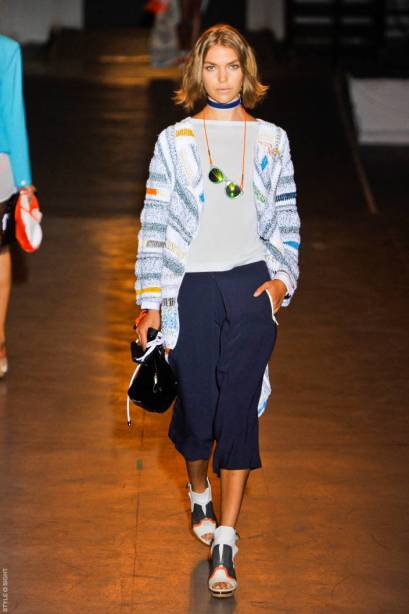 NYFW LOOK OF THE DAY:  DAY 3   The Sche Report / Margaret Sche