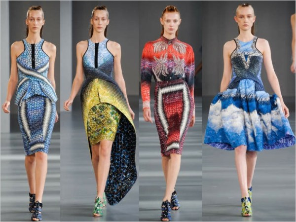 1 41 S/S 2012 LONDON TOP 5 COLLECTIONS   The Sche Report / Margaret Sche