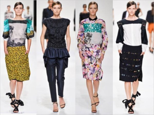 1 43 S/S 2012 PARIS TOP 5 COLLECTIONS   The Sche Report / Margaret Sche