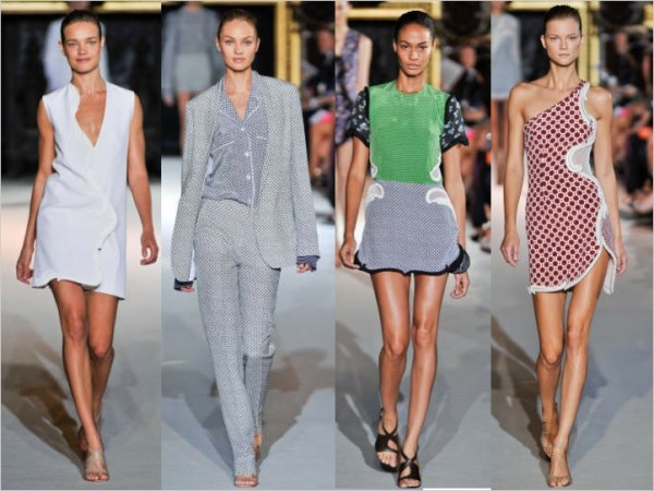 13 S/S 2012 PARIS TOP 5 COLLECTIONS   The Sche Report / Margaret Sche