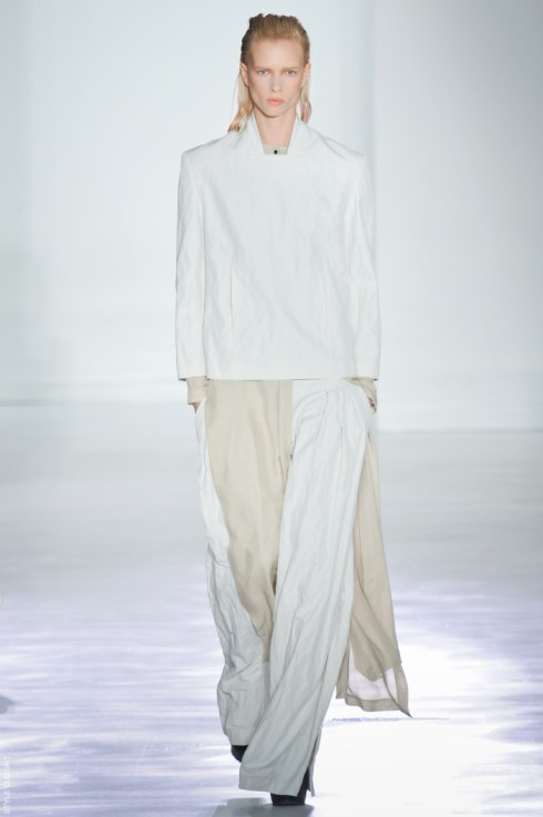 F/W12 NYFW TREND ALERT: WHITE OUT   The Sche Report / Margaret Sche