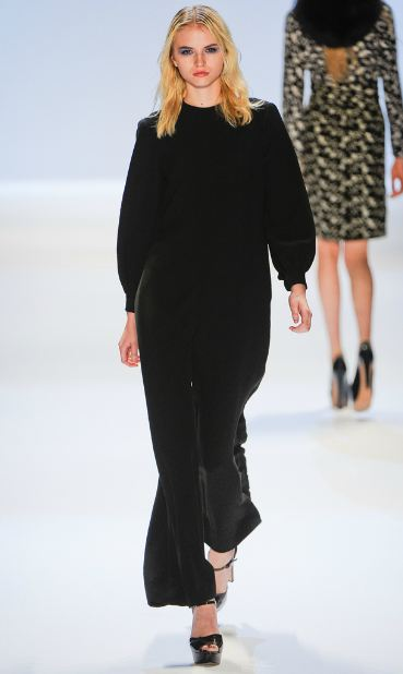 jill stuart flight suit FW2012 NYFW TREND ALERT: FLIGHT SUITS ON THE RUNWAY   The Sche Report / Margaret Sche