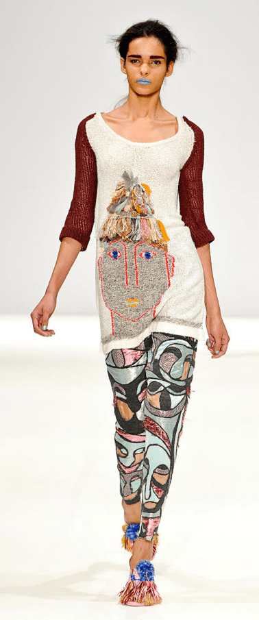 screen shot 2012 02 22 at 2 48 07 pm LEUTTON POSTLE: LONDON F/W 2012   The Sche Report / Margaret Sche