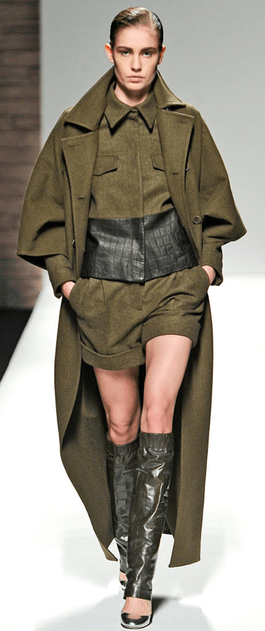 screen shot 2012 02 23 at 10 37 55 am FALL 2012 TREND ALERT:  ARMY GREEN   The Sche Report / Margaret Sche