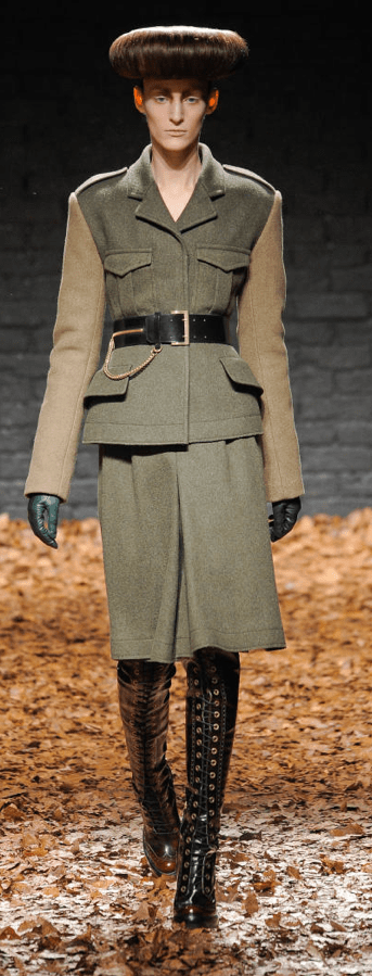 screen shot 2012 02 23 at 11 01 27 am FALL 2012 TREND ALERT:  ARMY GREEN   The Sche Report / Margaret Sche