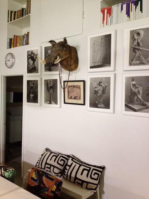 img 37091 STUDIO VISIT WITH ARTIST AMERICA MARTIN   The Sche Report / Margaret Sche