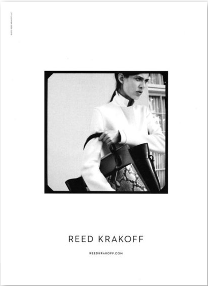 screen shot 2012 08 14 at 2 53 22 pm AD CAMPAIGNS SHOW A B&W PERSPECTIVE FOR FALL 2012   The Sche Report / Margaret Sche