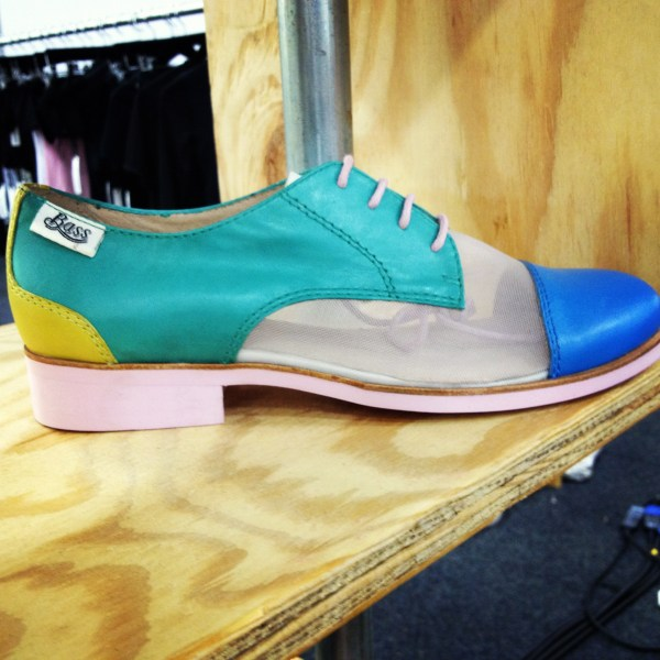 img 5572 A LOOK AHEAD:  SPRING 2013 SHOE TRENDS   The Sche Report / Margaret Sche