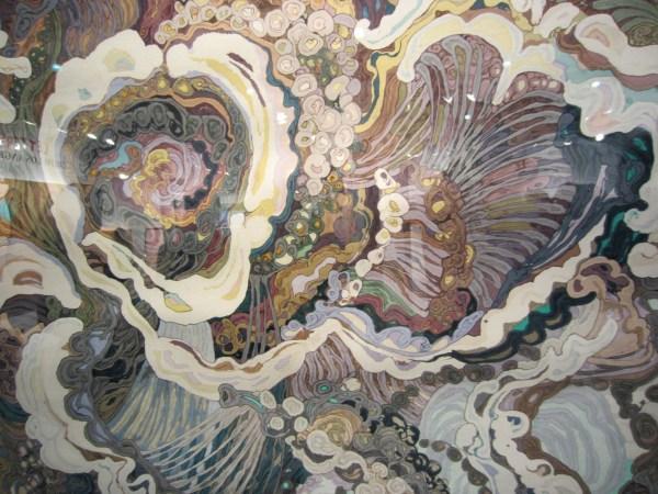 img 1072 MY FAVORITE WORKS:  LA ART SHOW & CONTEMPORARY   The Sche Report / Margaret Sche