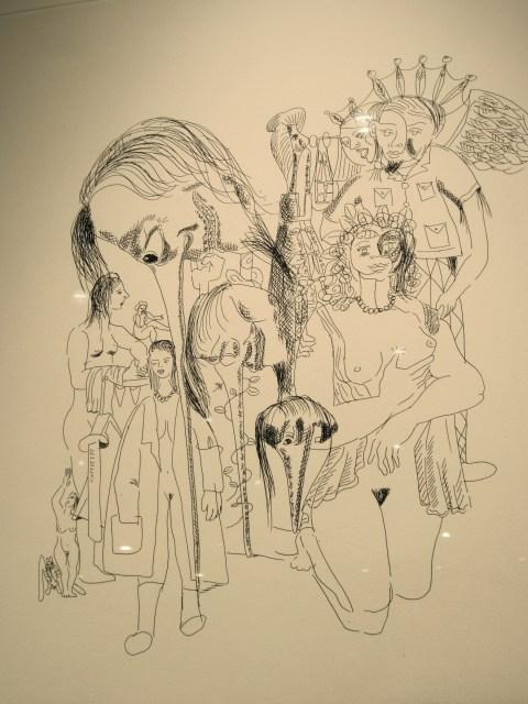 img 1078 MY FAVORITE WORKS:  LA ART SHOW & CONTEMPORARY   The Sche Report / Margaret Sche