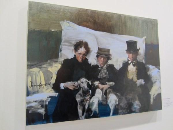 img 1098 MY FAVORITE WORKS:  LA ART SHOW & CONTEMPORARY   The Sche Report / Margaret Sche