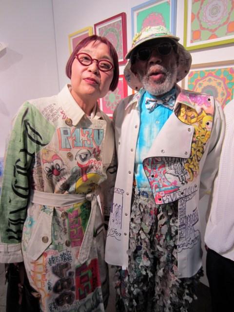 img 1103 MY FAVORITE WORKS:  LA ART SHOW & CONTEMPORARY   The Sche Report / Margaret Sche