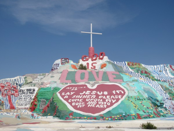 img 1597 SOUTHWEST PILGRIMAGE: SALTON SEA & SALVATION MOUNTAIN   The Sche Report / Margaret Sche