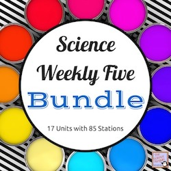 Science Weekly 5 Bundle