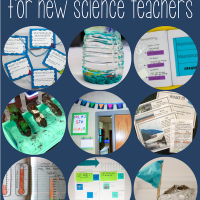 Advice for New Science Teachers {10 Tips}