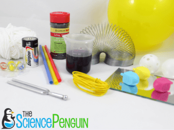 Quick and Easy Science Engagement-- Ideas for Starting Your Lesson