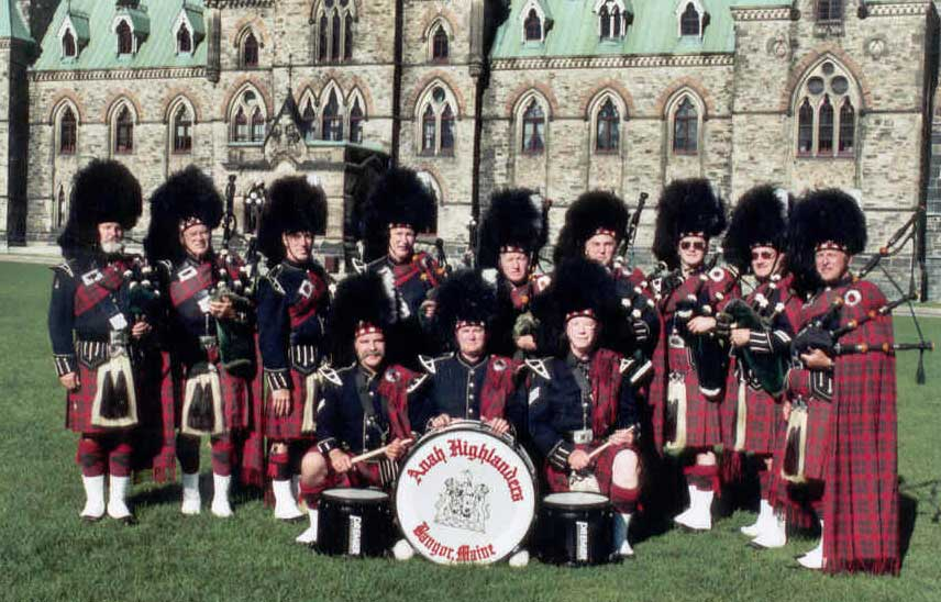 The Great Highland Bagpipes The History And All The