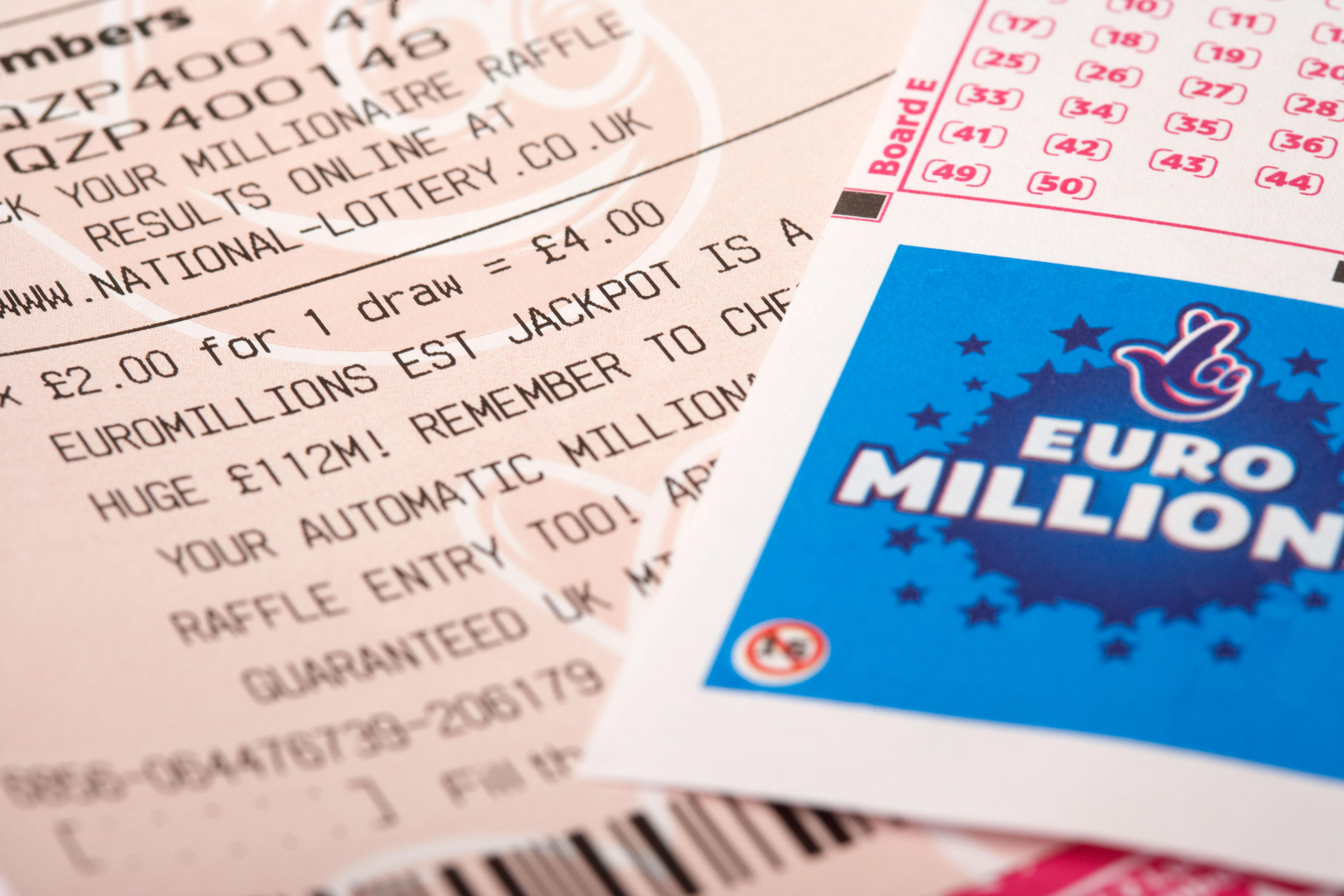 Lotto Euromillions Euromillions Results For Friday May 3 2019 National Lottery Draw
