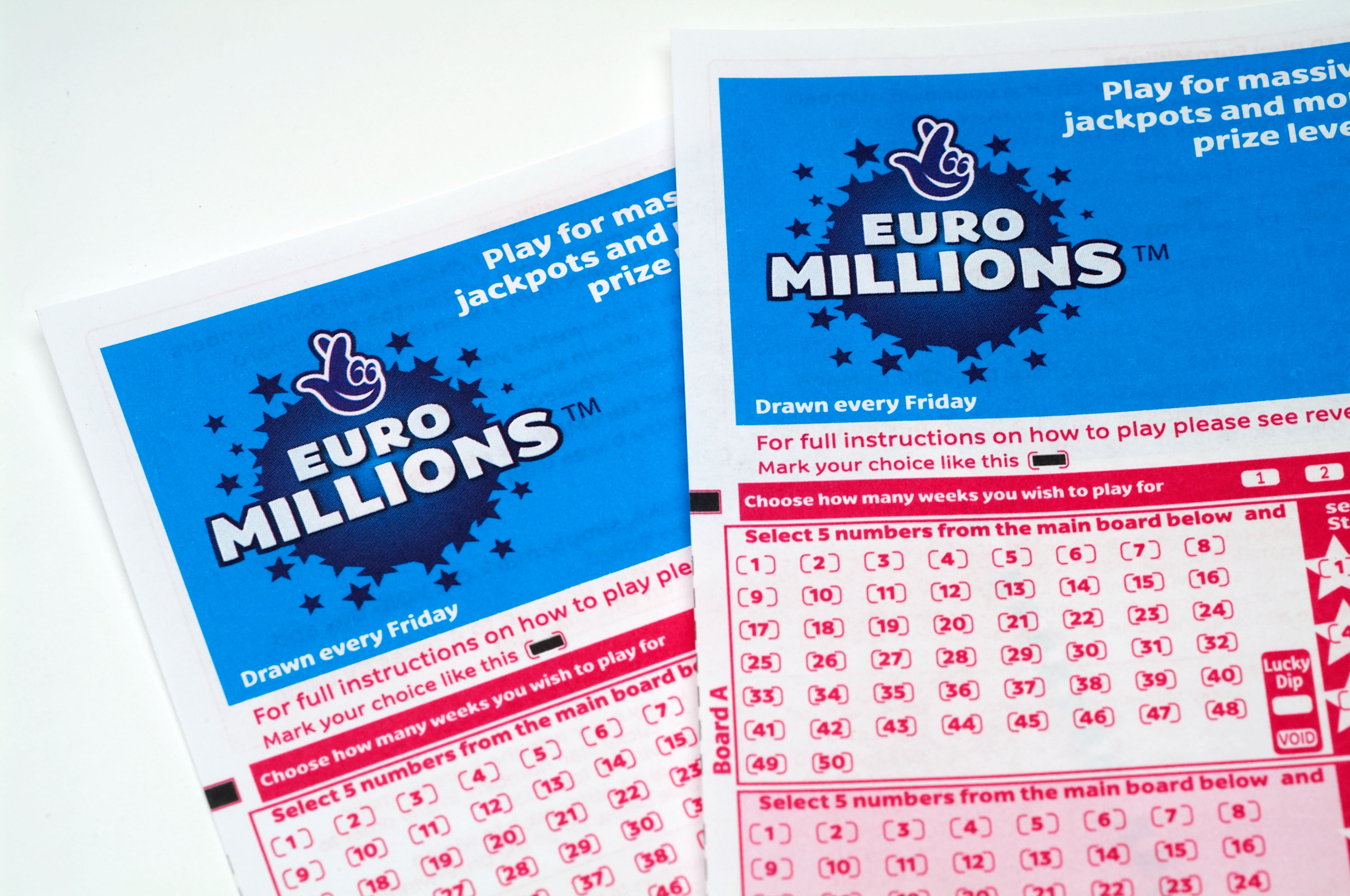 Lotto Euromillions Check March 1 Euromillions Uk Millionaire Maker Codes And Results Here